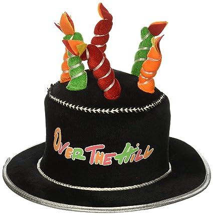 Beistle 60717 Plush Birthday Cake Hat The Company