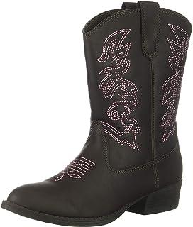 19a49387278 SmartFit Boys' Western Boot: Amazon.ca: Shoes & Handbags