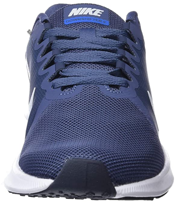 e50241127508d1 Nike Women s Downshifter 8 Diffused Blue Football Grey Running Shoes (908994-404)   Amazon.in  Shoes   Handbags