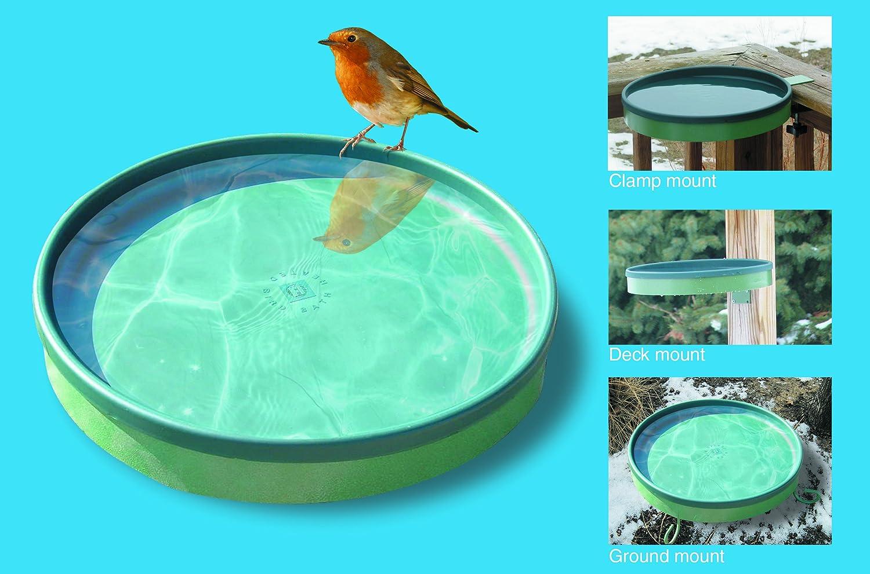 Farm Innovators GBD-75 - Bañera calefactada (3 en 1, 75 W), Color Verde: Amazon.es: Industria, empresas y ciencia