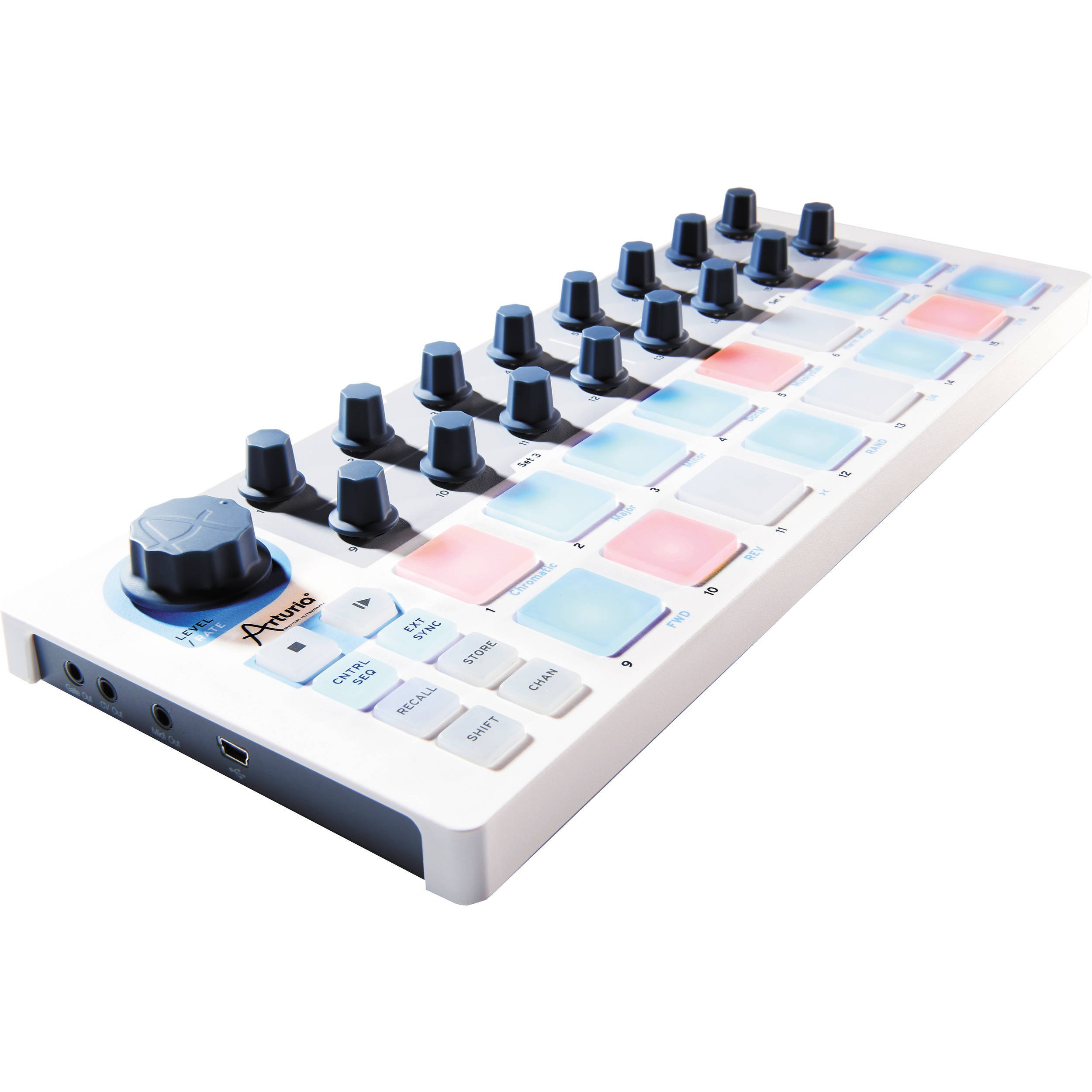 Arturia BeatStep USB/MIDI/CV Controller and Sequencer by Arturia