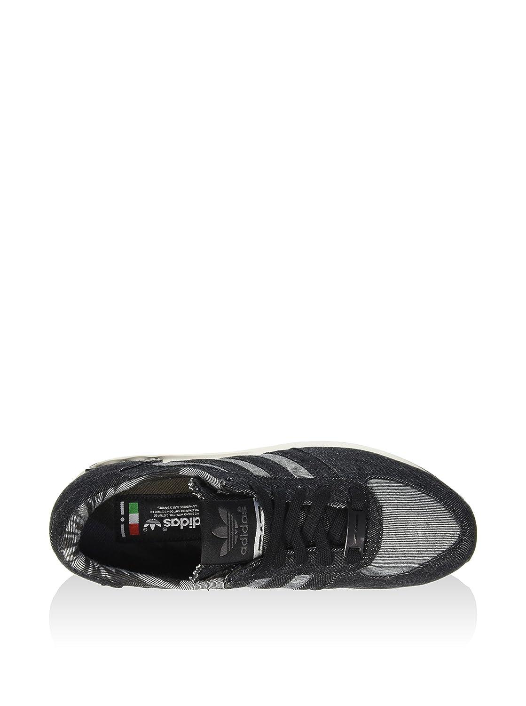 Breiter Damen Sohle La Adidas Schuhe TrainerSneakers Mit