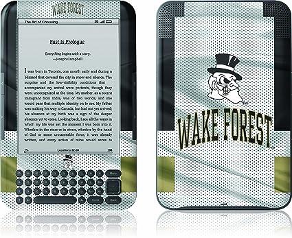 Amazon com: Skinit Kindle Skin (Fits Kindle Keyboard), Wake