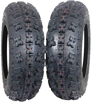 MASSFX ATV Tires 6 ply 20x10-9 21x7-10