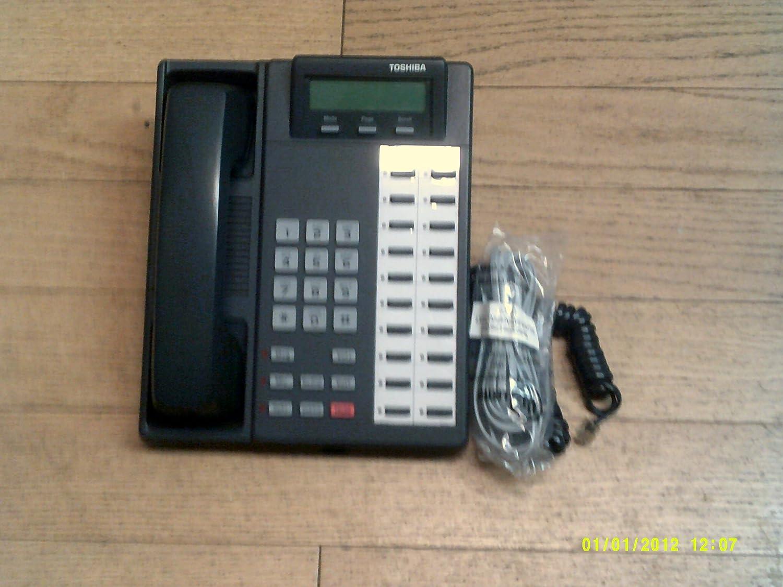 TOSHIBA DKT2020-SD 20 Function Keys Digital Speaker Phone