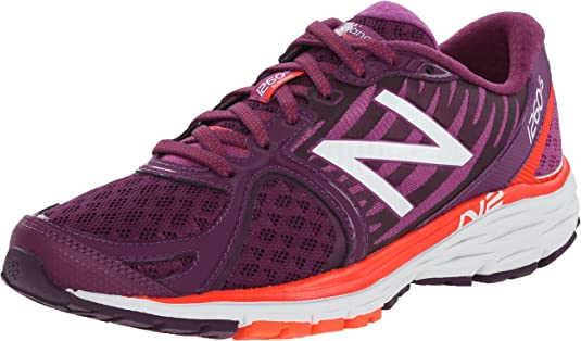 New Balance W1260 B V5 - Zapatillas Running para Mujer, Color Morado (po5 Purple/Orange), Talla 41: Amazon.es: Zapatos y complementos