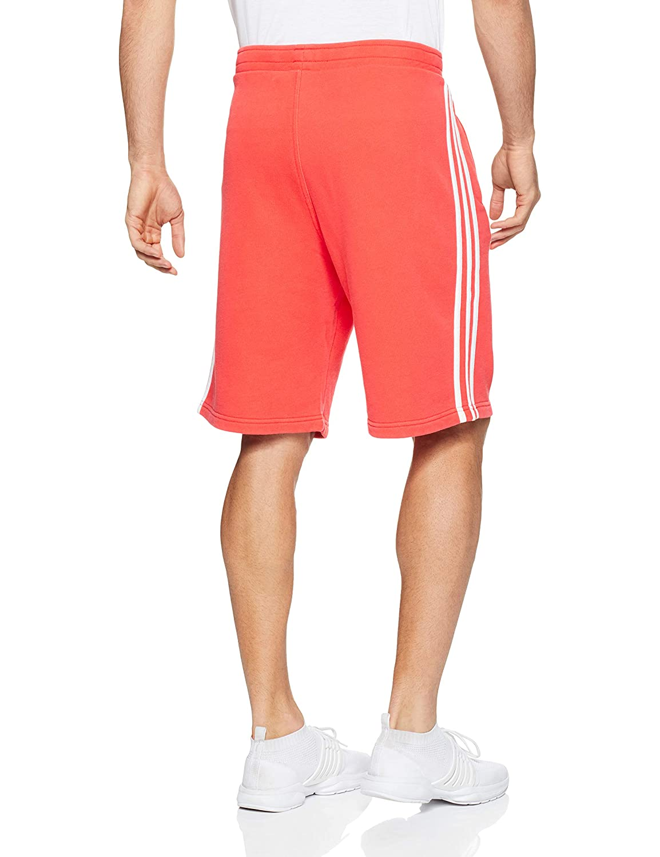 Pantalones Cortos Deportivos Adidas 3 Stripe Pantalon Corto Hombre Ropa Ak Oz Com