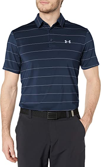 Under Armour Golf Polo T-Shirt Playoff - Polo Hombre: UNDER ...