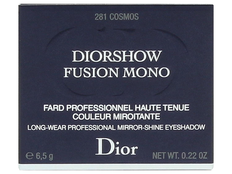 Christian Dior Show Fusion Mono Cosmos Eyeshadow for Women, 0.22 Ounce