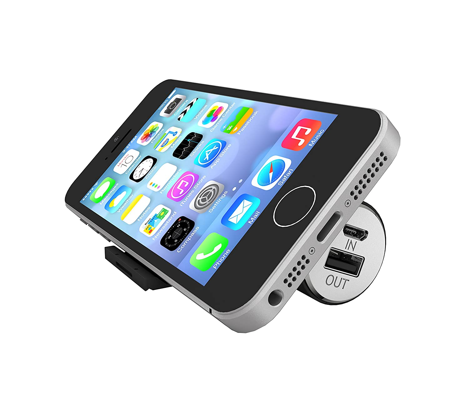 Smartphones and more Provide on-the-go charging for your Tablets Energizer UE2601 2600mAh Portable Charger