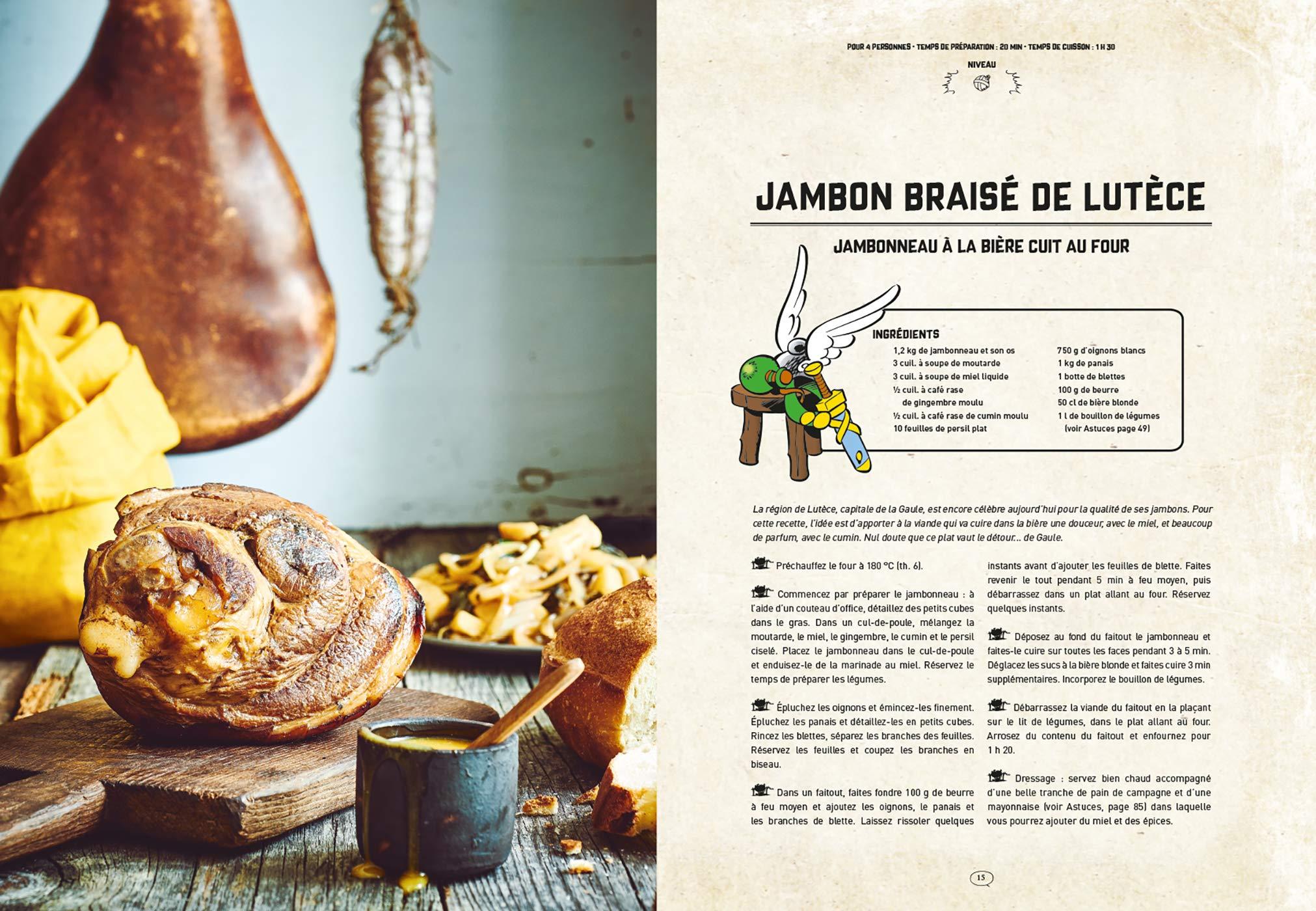 Les banquets dAstérix (CUISINE): Amazon.es: Thibaud Villanova: Libros en idiomas extranjeros