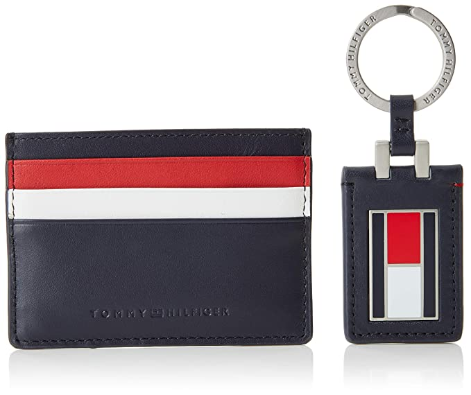Tommy Hilfiger - Corporate Cc Holder Keyfob Box, Carteras ...