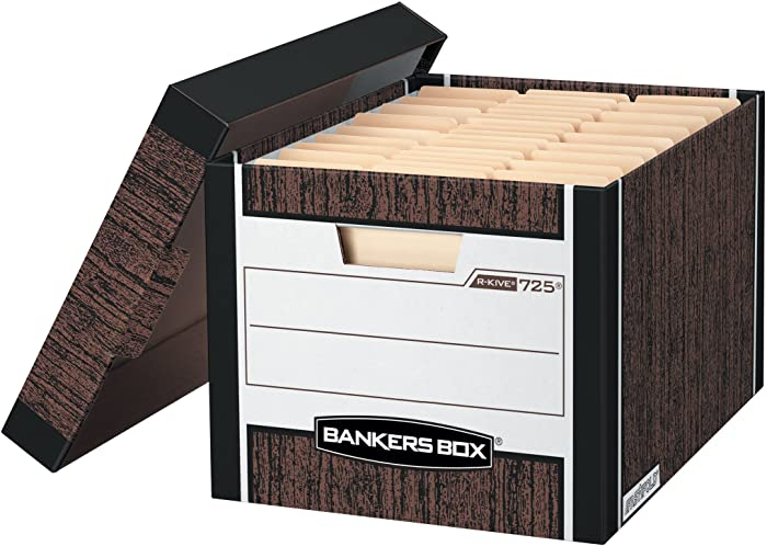 The Best Heavy Duty Office Boxes With Lids 4