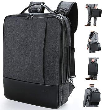 2bec6dec73 Lifewit Sac à Dos Ordinateur Portable, 15.6 Pouce Laptop Backpack Rucksack  avec Couverture de Pluie