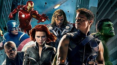 Posterhouzz Movie The Avengers Jeremy Renner Hawkeye Hulk