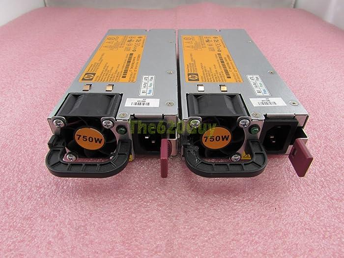 Lot of 2 HP 750W Power Supply PSU 511778-001 506822-201 506821-001 HTSNS-PL18