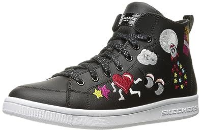 Skecher Street Women's Omne-Patchwork Fashion Sneaker - B06X9989J9