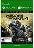 Gears of War 4 - Ultimate Edition - Xbox One/Windows 10 [Digital Code]