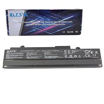 BLESYS - 10.8V 4400mAh A32-1015 A31-1015 Batería Compatible con ASUS EEE PC 1015 1015P 1016 1016P 1215 VX6 Serie Batería de computadora portátil: Amazon.es: ...