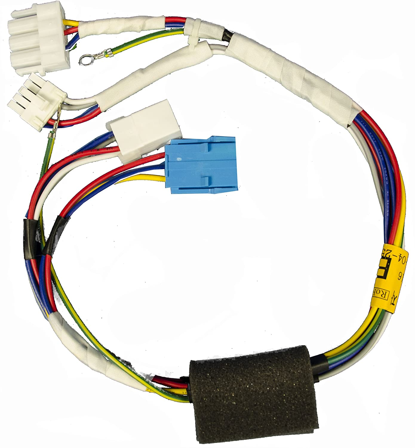 81UsaH2HtHL._SL1500_ amazon com lg electronics 6877er1016b washing machine multi wire Wire Harness Assembly at alyssarenee.co