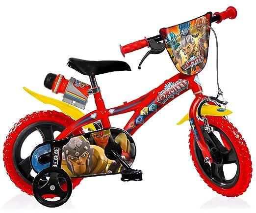 Gormiti Bicicleta Infantil Niño Chico 12 Pulgadas Freno Delantero ...