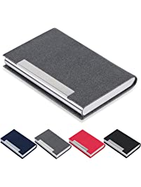 Business card holders amazon office school supplies desk business reheart Images