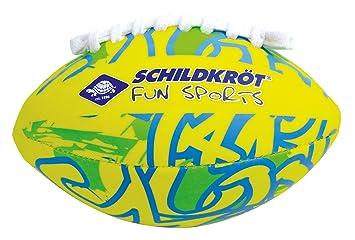 Schildkröt Funsports Mini Pelota de Fútbol Americano de Neopreno ...