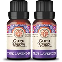 Deals on 2-Pack GuruNanda Lavender Essential Oil