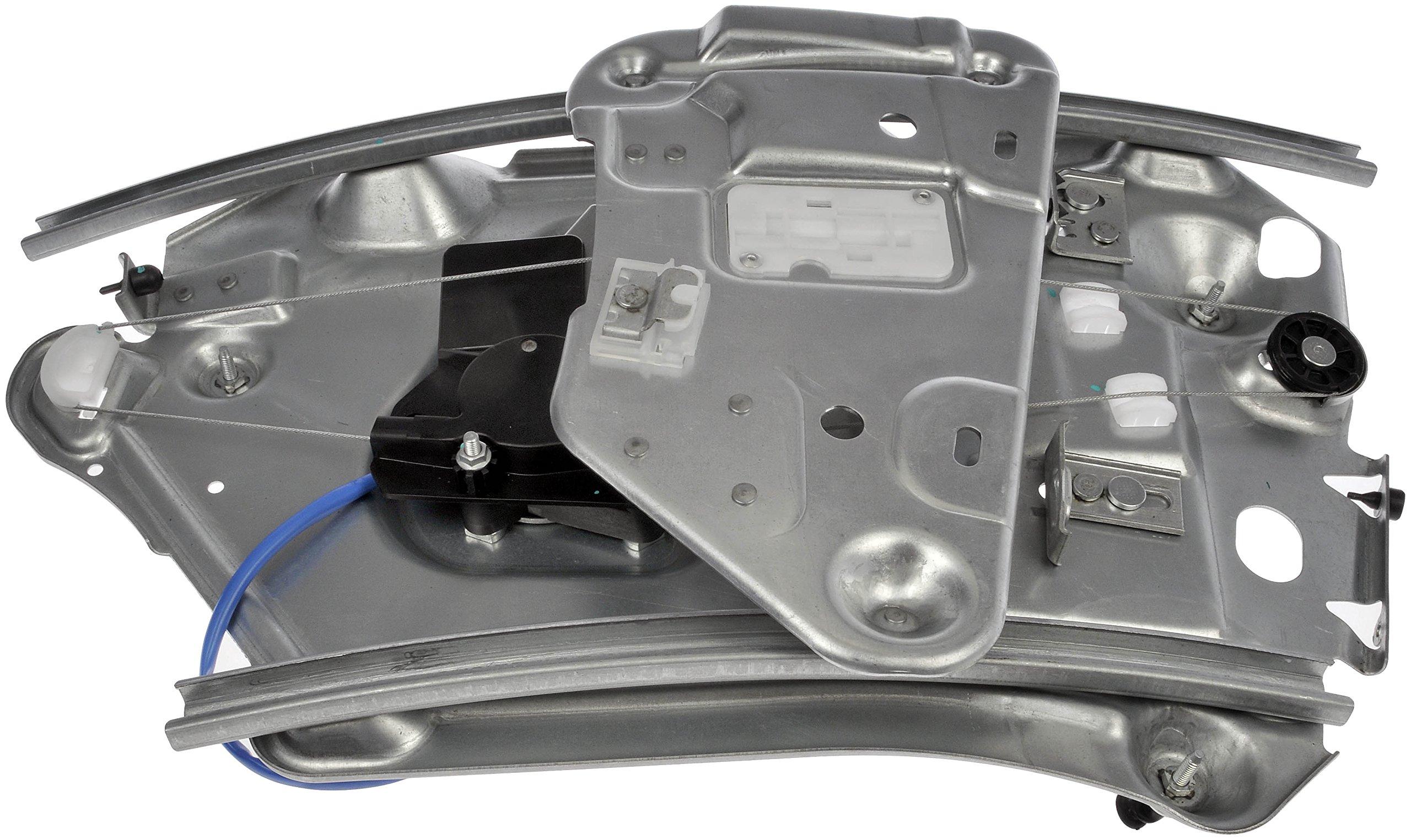Dorman 751-284 Rear Driver Side Power Window Regulator and Motor Assembly for Select Chrysler Models by Dorman