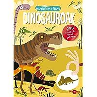 Dinosauroak (Pegatinas)