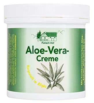 Flot Aloe-Vera-Creme 250ml Pullach Hof Allgäu: Amazon.de: Drogerie EU-86