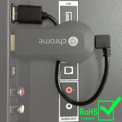 New Chromecast Usb Cable Designed To Power Your Google