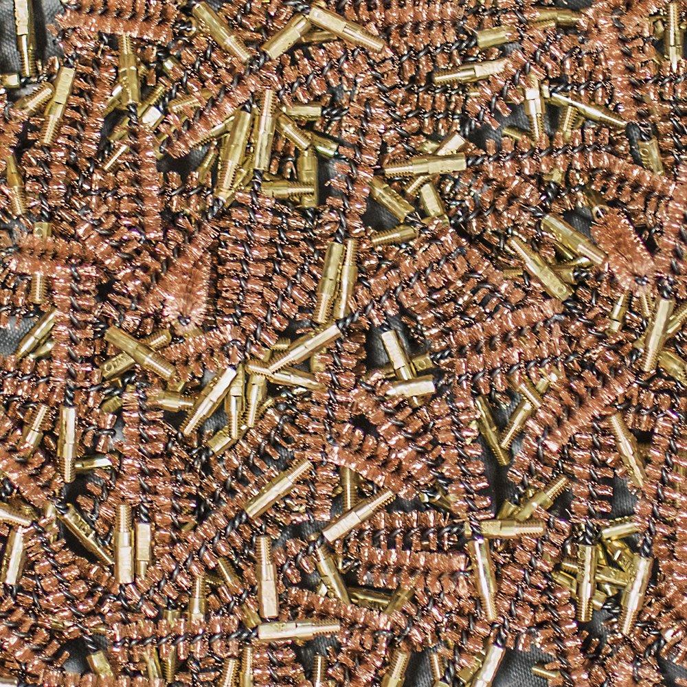 Otis Technology 100 Pack #38 Gun Cleaning Bore Brushes by Otis Technology