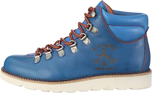 Aigle Bottes Luggershall Cuir: : Chaussures et Sacs