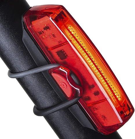 Anancooler - Luz Trasera para Bicicleta Recargable por USB, 6 ...