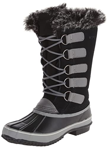 Amazon.com | Northside Women's Kathmandu Waterproof Snow Boot ...