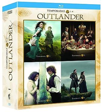 Pack: Outlander - Temporadas 1-4 [Blu-ray]: Amazon.es: Caitriona ...