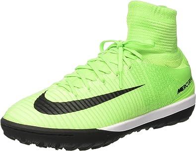 Nike Mercurialx Proximo II TF, Botas de fútbol para Hombre, Verde ...