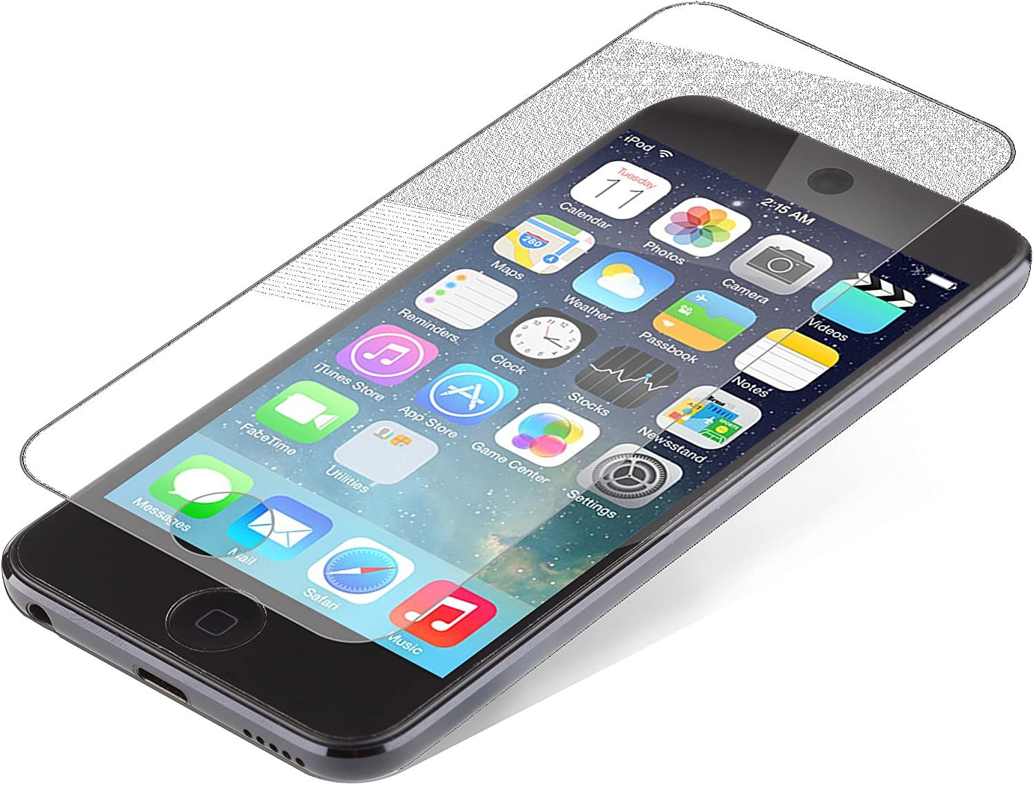 ZAGG InvisibleShield Screen Protector for iPod Touch 5th Generation