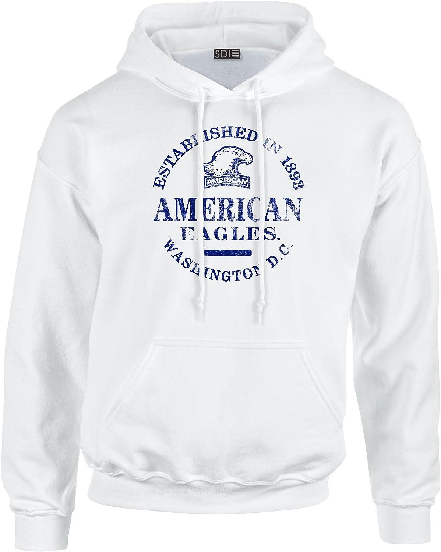Hooded Sweatshirt SDI NCAA 50//50 Blended 8 oz