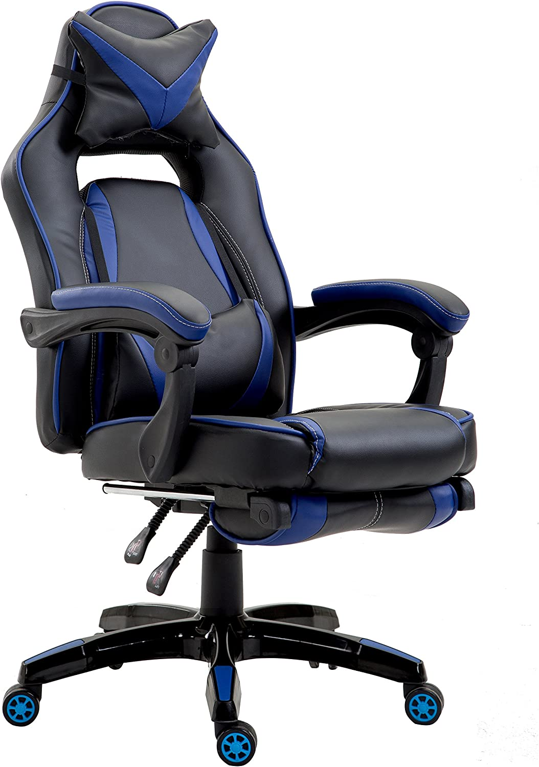 Cherry Tree Furniture Recliner Gaming Swivel Chair