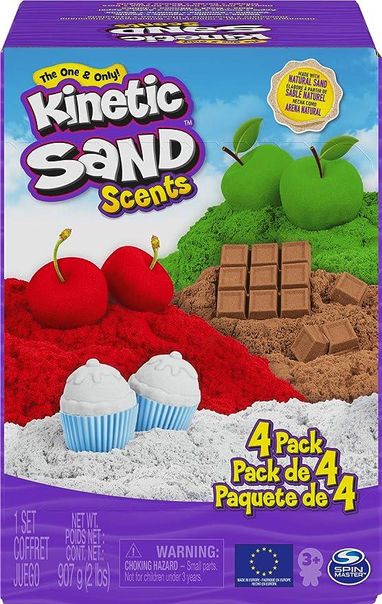 Kinetic Sand Scents Chocolate Swirl
