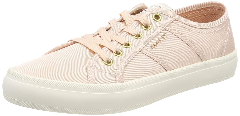GANT ZOE, Zapatillas para Mujer, Pink (Silver Pink), 39 EU