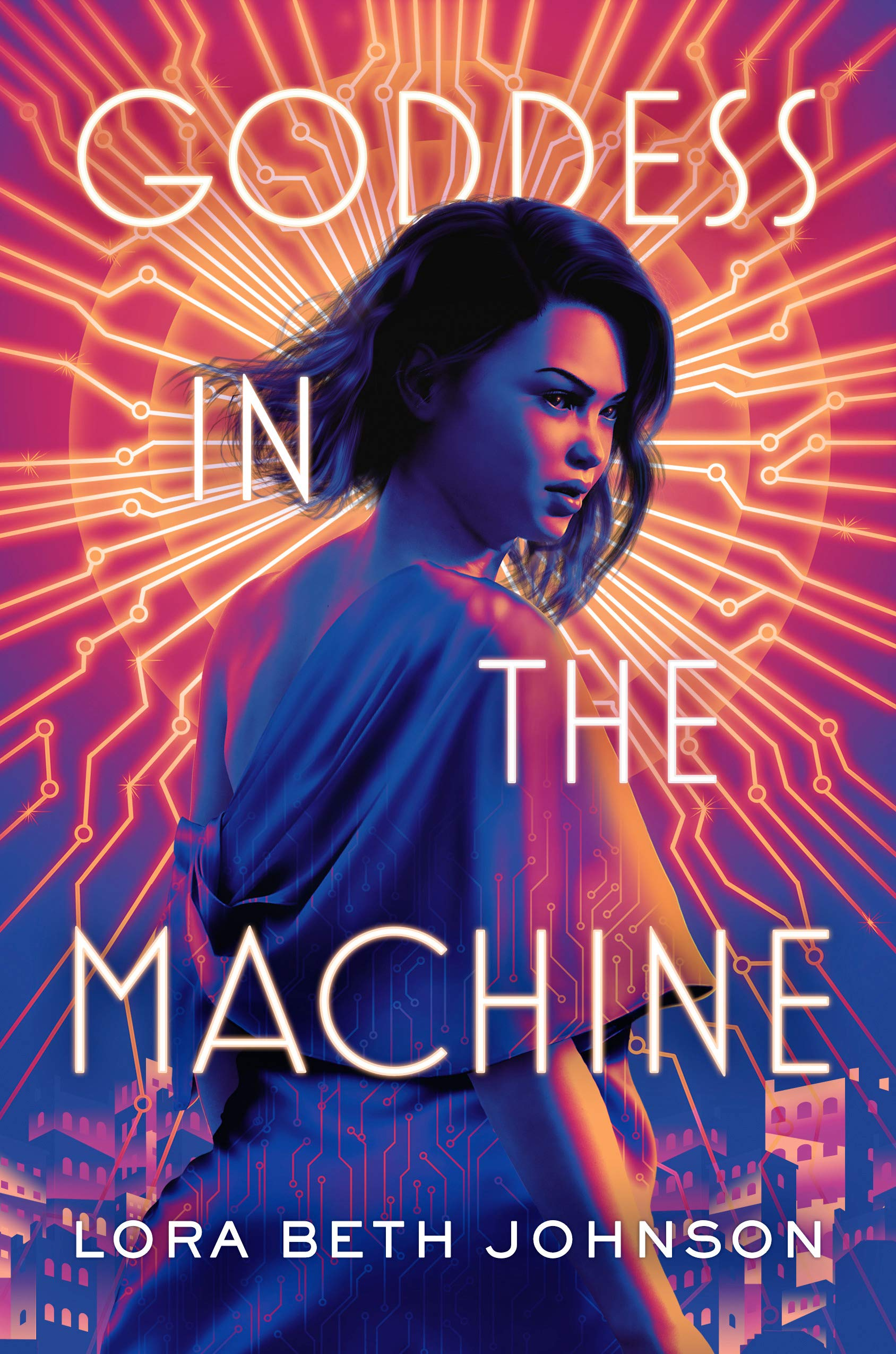 Amazon.com: Goddess in the Machine (9781984835925): Johnson, Lora ...