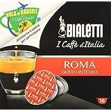 Bialetti Box 16 capsule caffè - ROMA