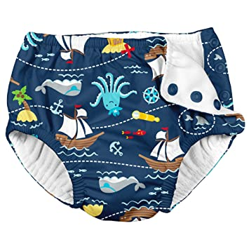 877f6e514db Amazon.com: i play Unisex Reusable Absorbent Baby Swim Diapers ...