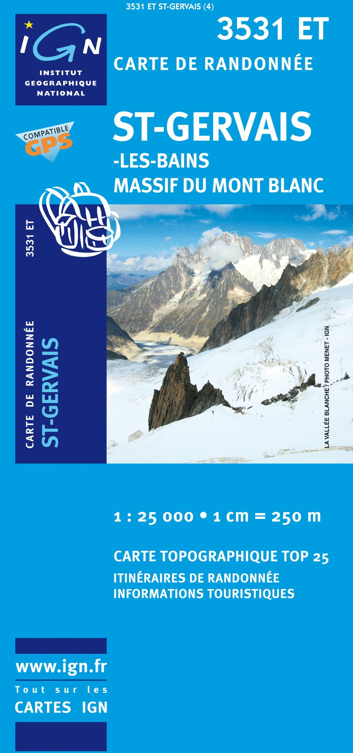 St-Gervais les Bains, Mt. Blanc (Top 25) (French Edition) pdf