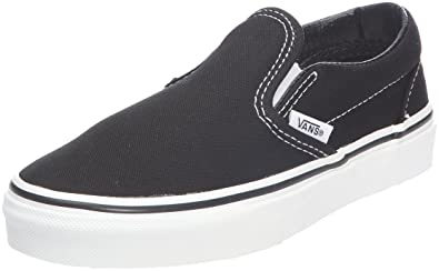 b9532c3aa62 Vans Boys  Classic Slip-On Core (Little Big Kid)