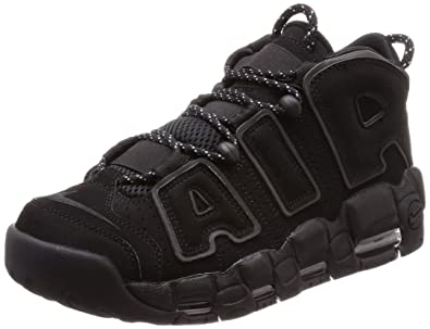 Nike Men s Air More Uptempo Black 414962-004 (Size  ... 1a3f994a7