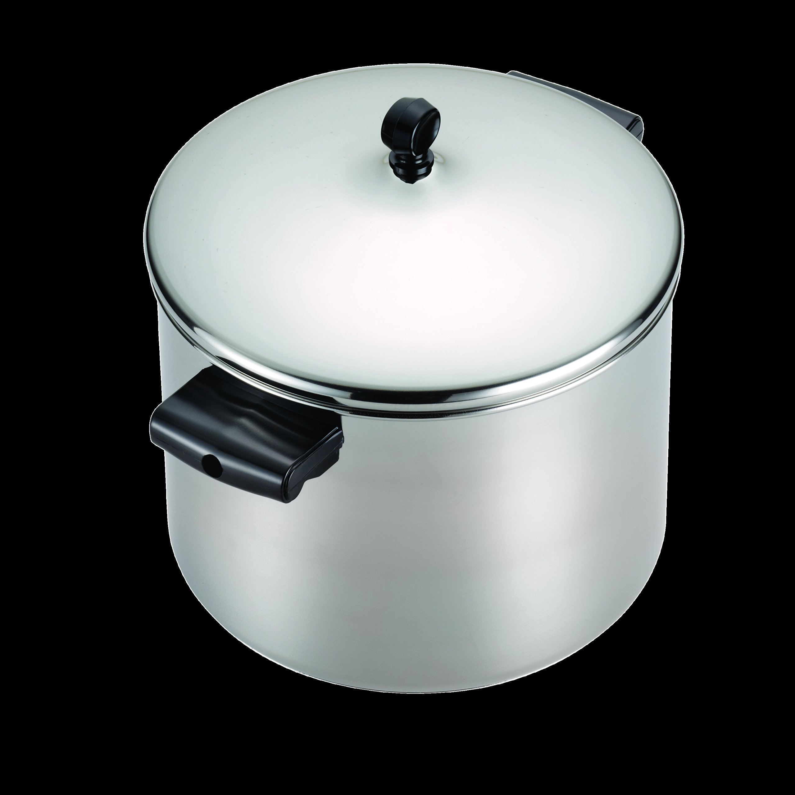 Farberware Classic Stainless Steel 6-Quart Covered Stockpot by Farberware (Image #4)